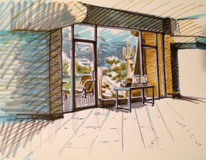 Arizona Dream - sketch