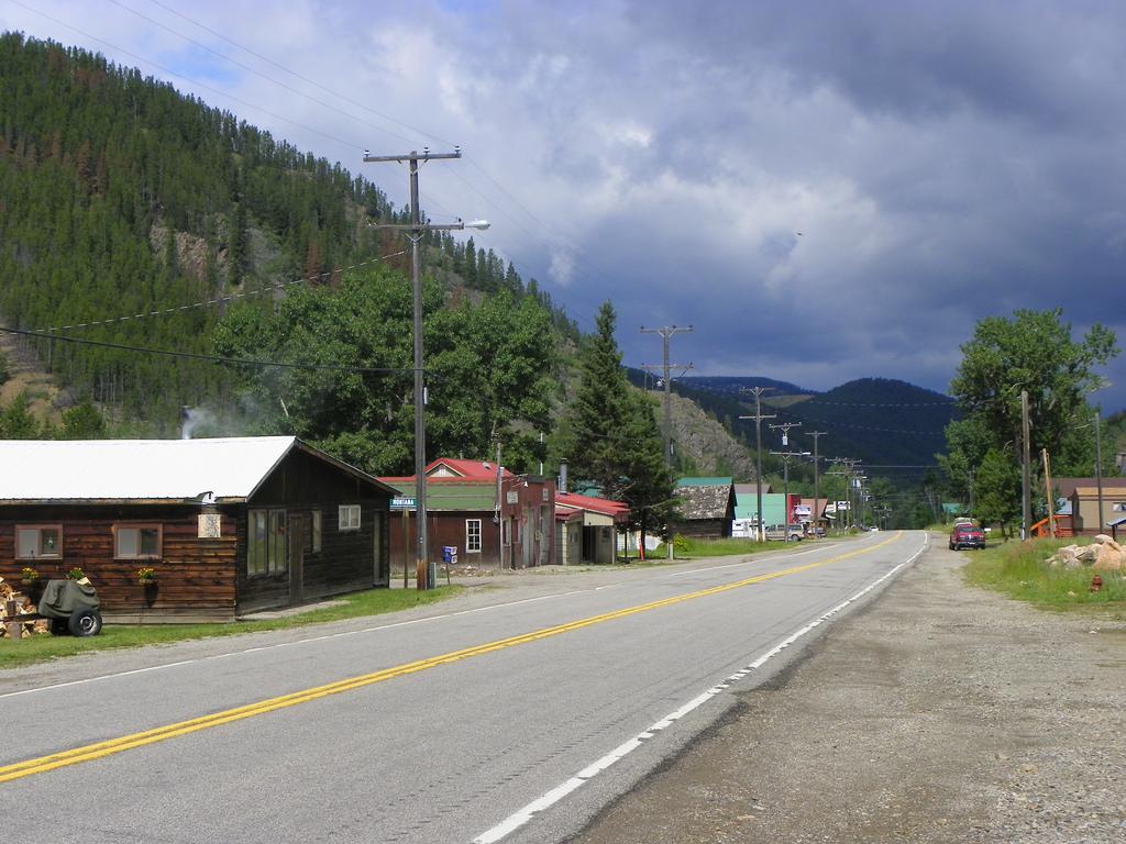 Beautiful Downtown Neihart, Montana