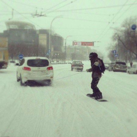 snowboarding-downtown-kiev