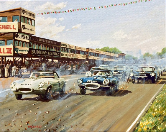 Firs Jaguar Coup