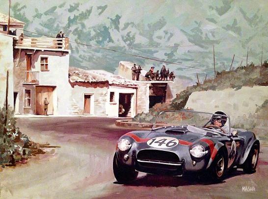 Dan Gurney - Sicily